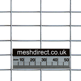 Welded Mesh 13mm x 25mm Hole (1/2 x 1 inch)