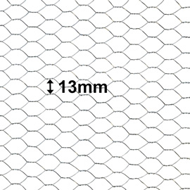 Wire Netting 13mm Holes