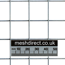 Welded Mesh 19mm x 19mm Hole (3/4 x 3/4 inch)