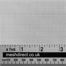 Woven Stainless Steel Wire 24 Mesh 0.7mm hole size