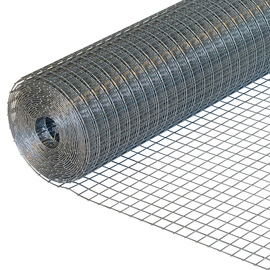 Wire mesh for domestic cat enclosures