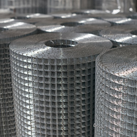 Stainless Steel Welded Mesh, Ultimate Rust Protection