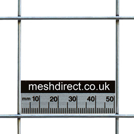 Welded Mesh 50mm x 50mm Hole (2 x 2 inch)