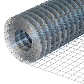 Welded Mesh 50mm x 50mm Hole (2 x 2 inch) - Galvanized Welded Mesh