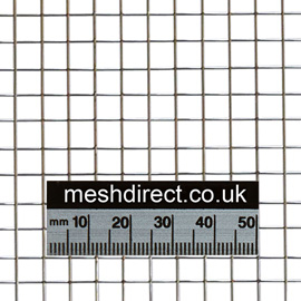 Welded Mesh 6mm x 6mm Hole (1/4 inch x 1/4 inch)