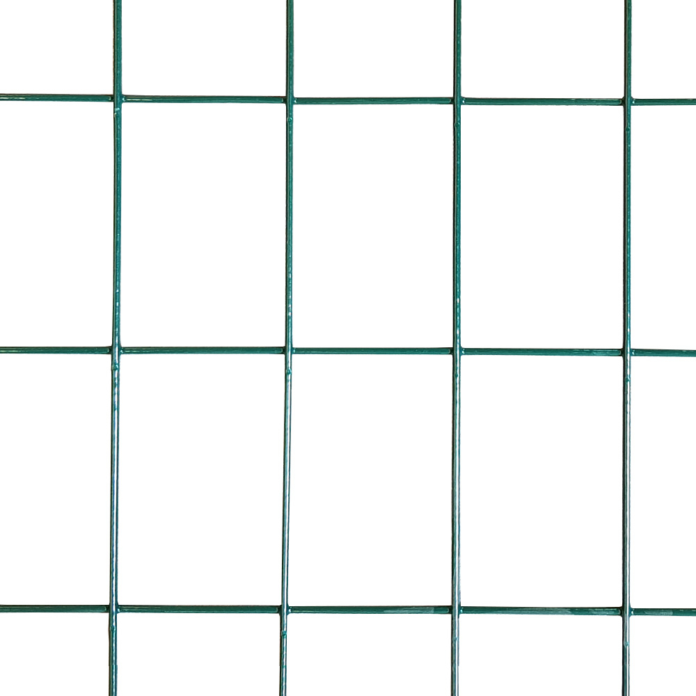 Fox Protection Wire Mesh Netting Wiring For Dummies Uk Green Pvc Coated 75mm X 50mm Holes 14 Gauge Core