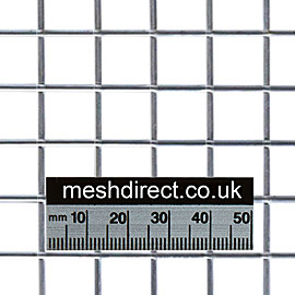 Stainless Mesh 13mm x 13mm Hole (16 gauge)