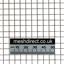 Stainless Mesh 6mm x 6mm Hole (22 gauge)