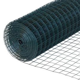 Green Coated Wire Mesh Medium-Weight