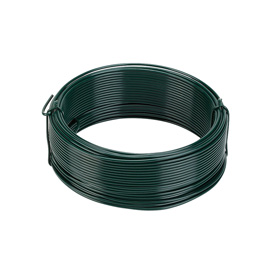Green Coated Tension Line Wire