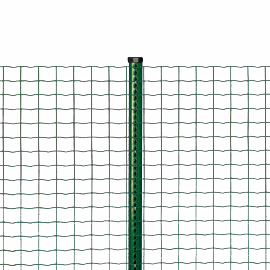 Post System For Wire Mesh