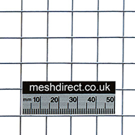 Stainless Mesh 13mm x 13mm Hole (19 gauge)