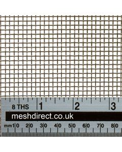 Woven Stainless Offcuts 8 mesh (316) - 2.47 mm aperture
