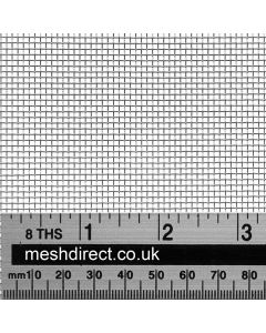 Woven Stainless Offcuts 14 mesh (304) - 1.31 mm aperture